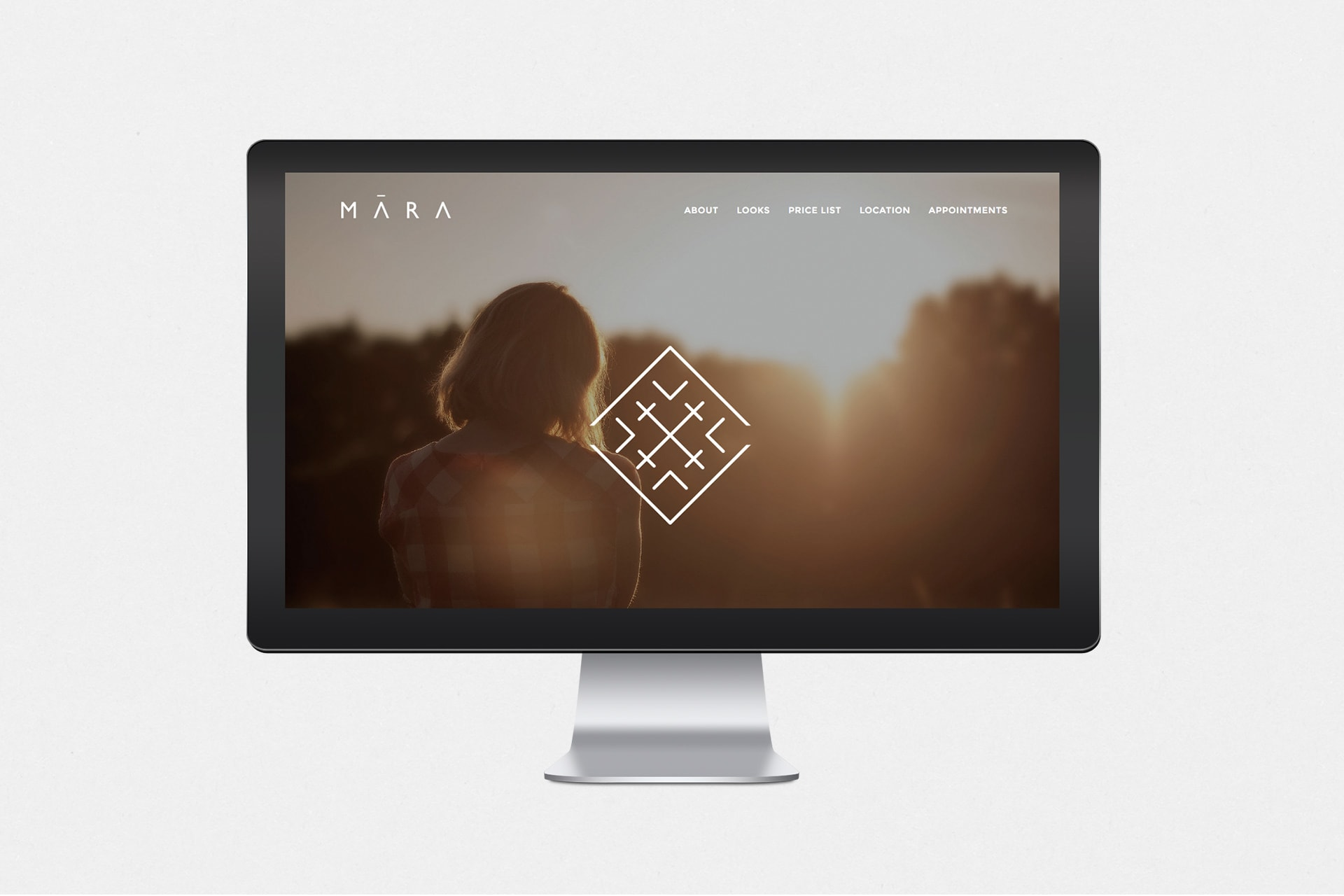 Mara website homepage