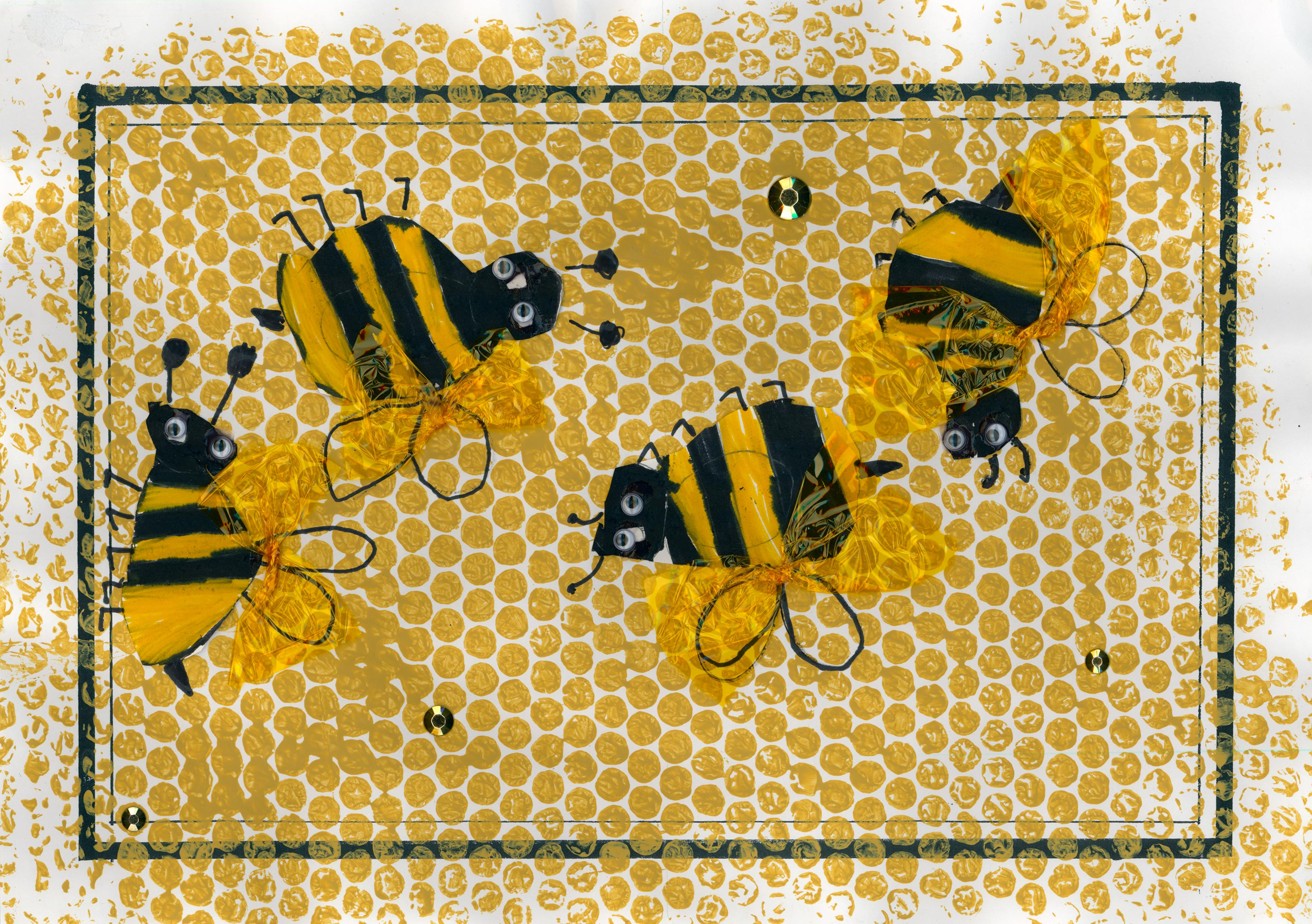 Operation Art 2019 – Stage 1 190161 Bees
