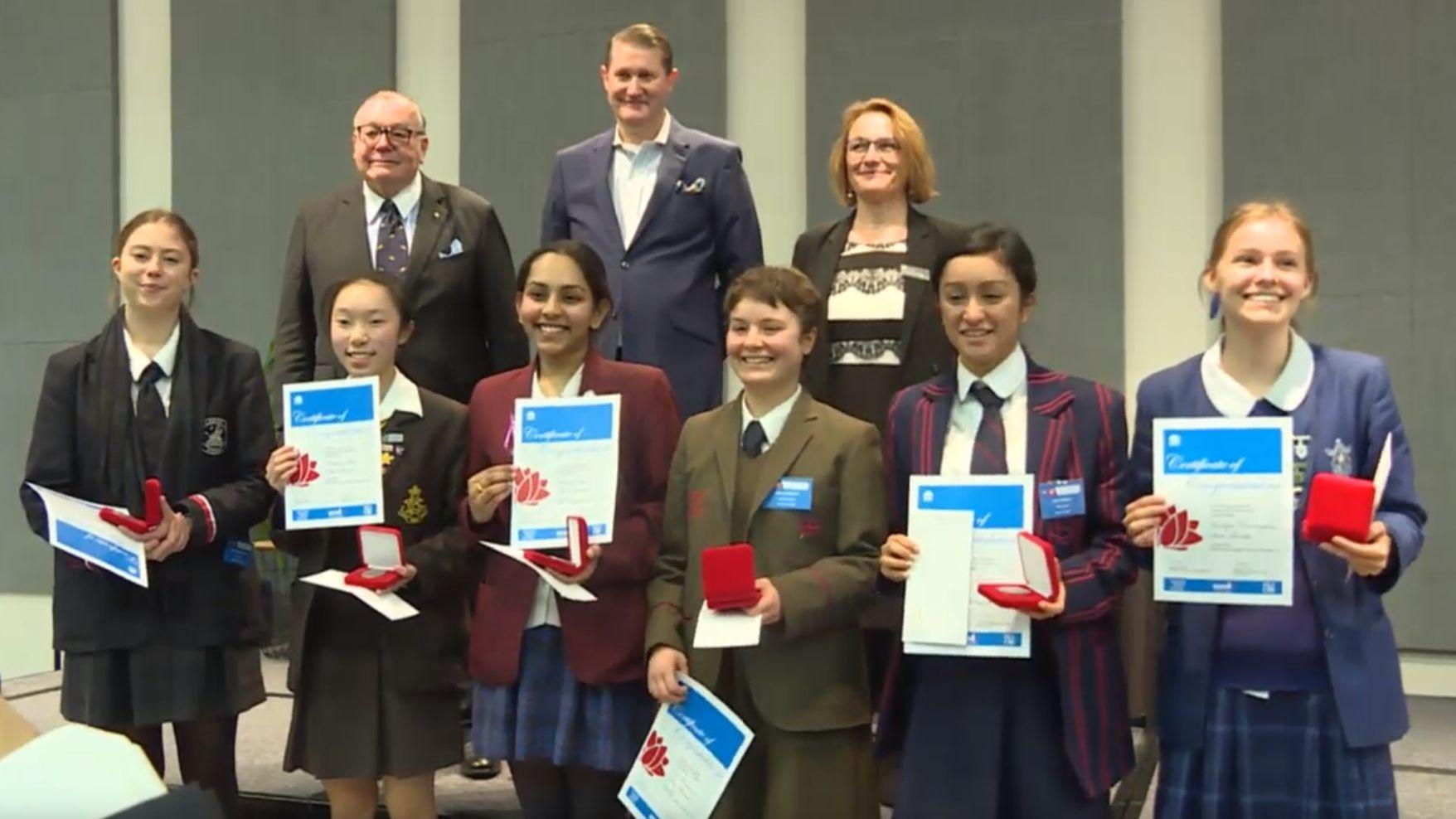 NSW Plain English Speaking Award 2019 Final