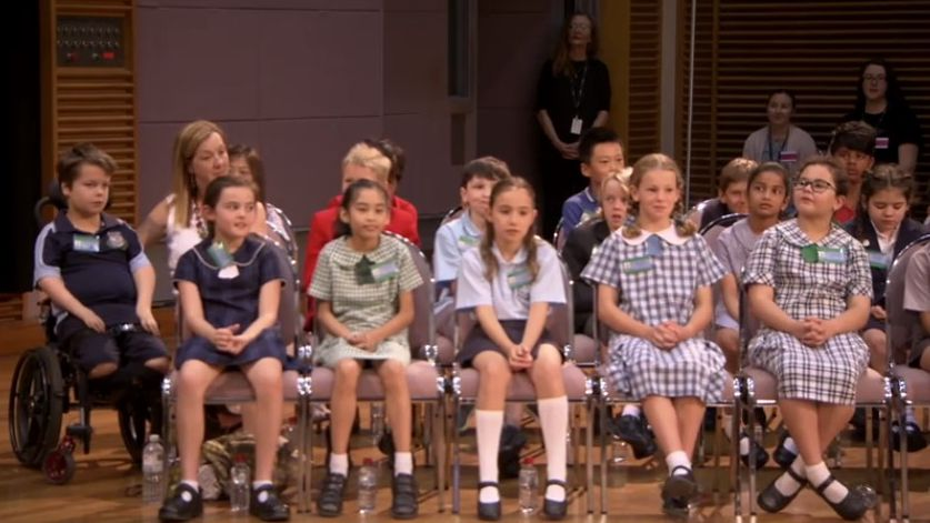 NSW Premier's Spelling Bee - Junior Final 2018