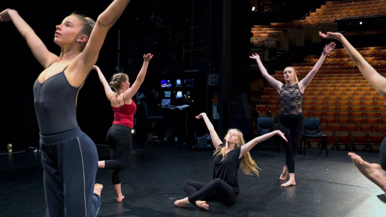 Mark Morris Dance Group - eClass 2 - Choreographic elements to use in the classroom