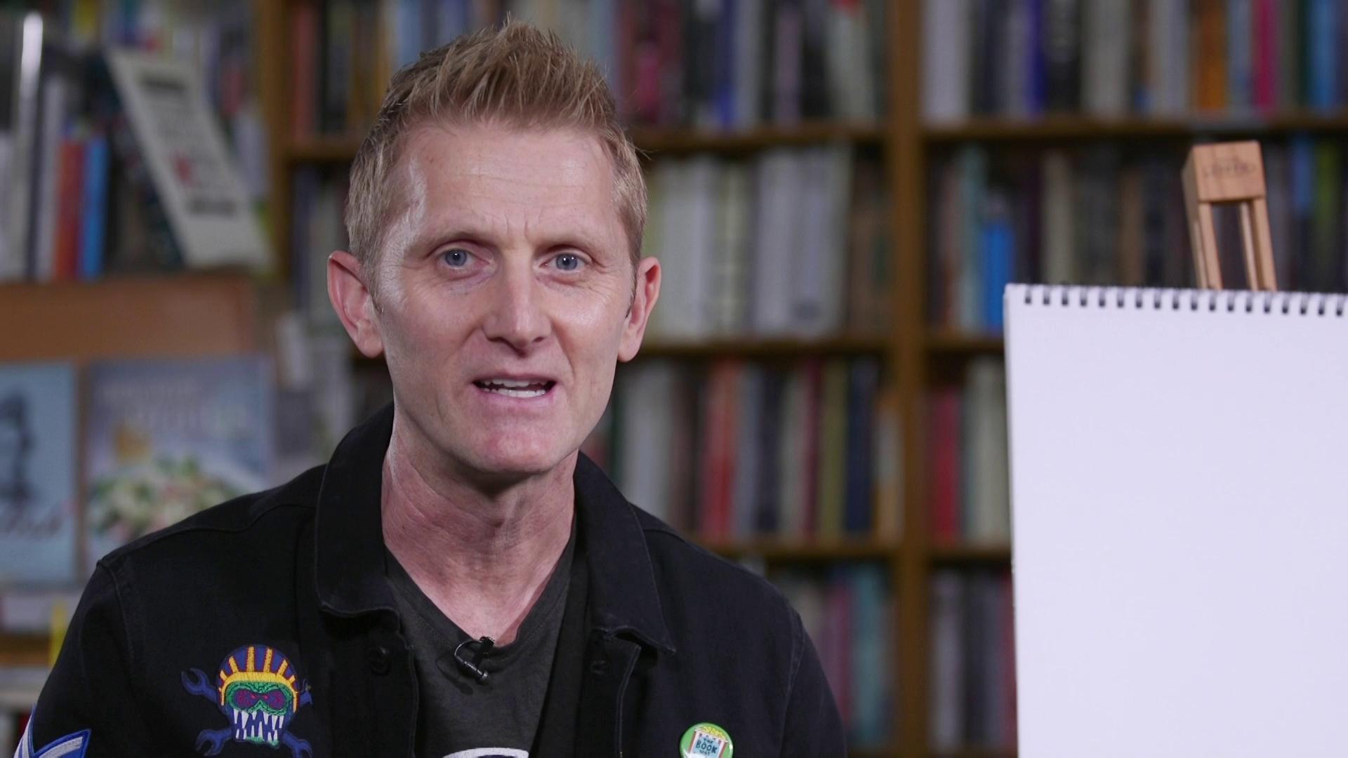 2020 NSW PRC author interview – Mick Elliott