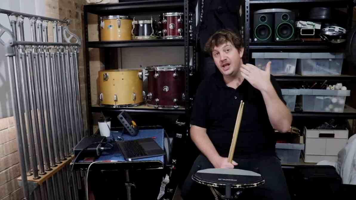 Drumming – 2. Warming up those sticks