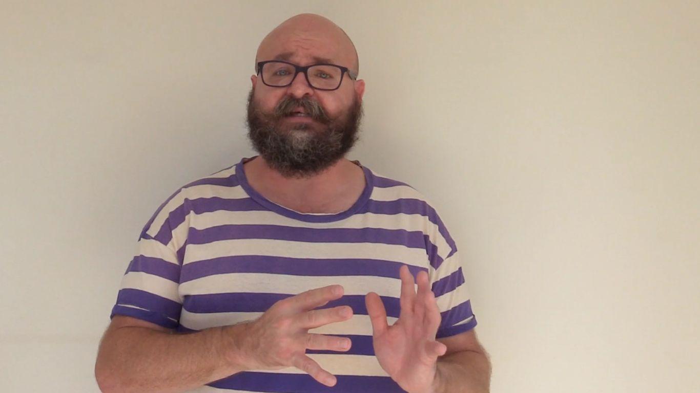 Primary school debate club – 3. with Tony Davey