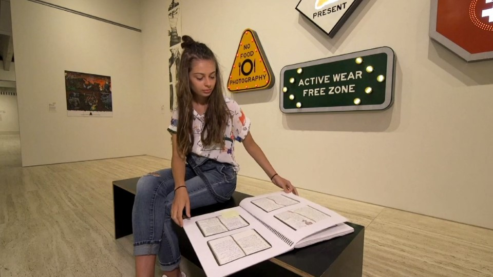 NSW Premier's Reading Challenge and ARTEXPRESS collection 3