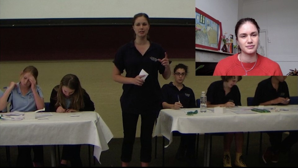 High school debating – 7. Stop rebutting yourself!