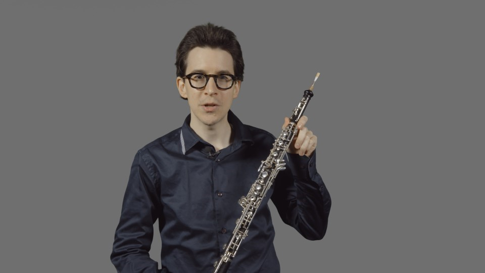 Oboe – 3. Preparing for our part in an ensemble