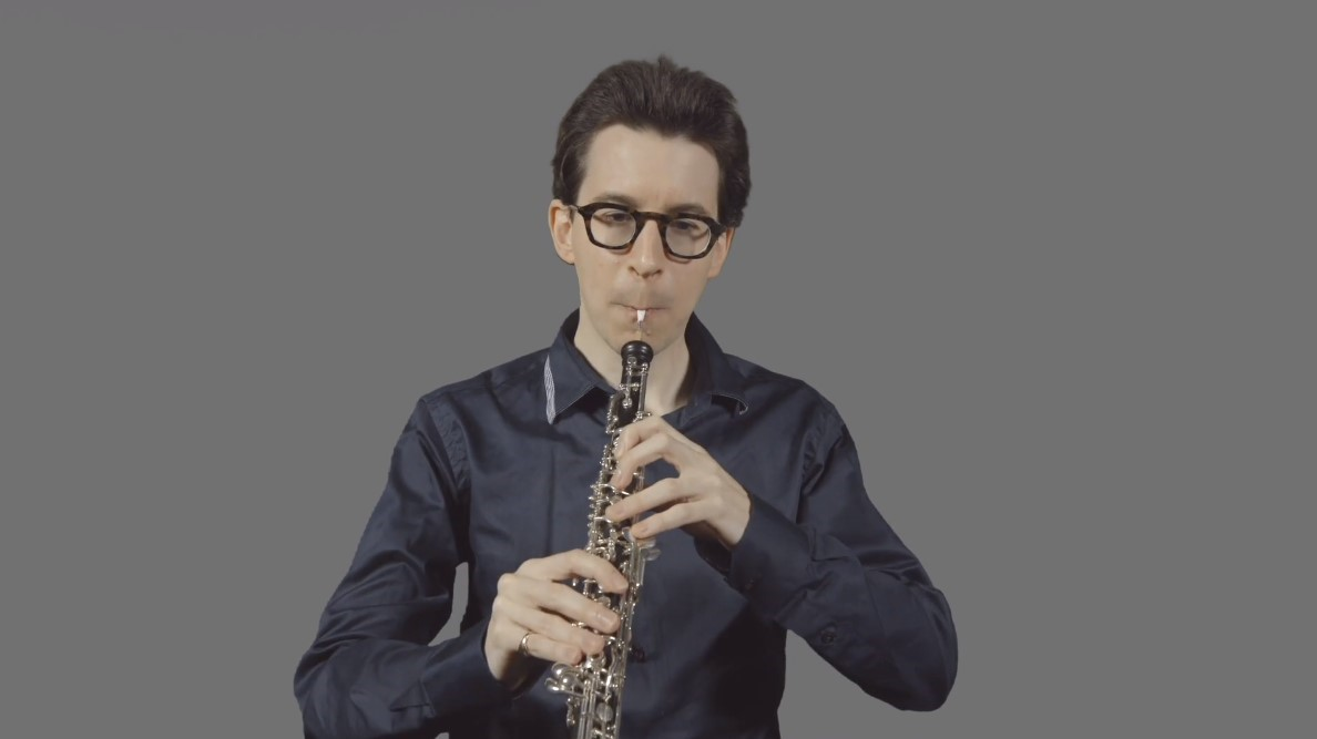 Oboe – 2. High register, low register and airflow