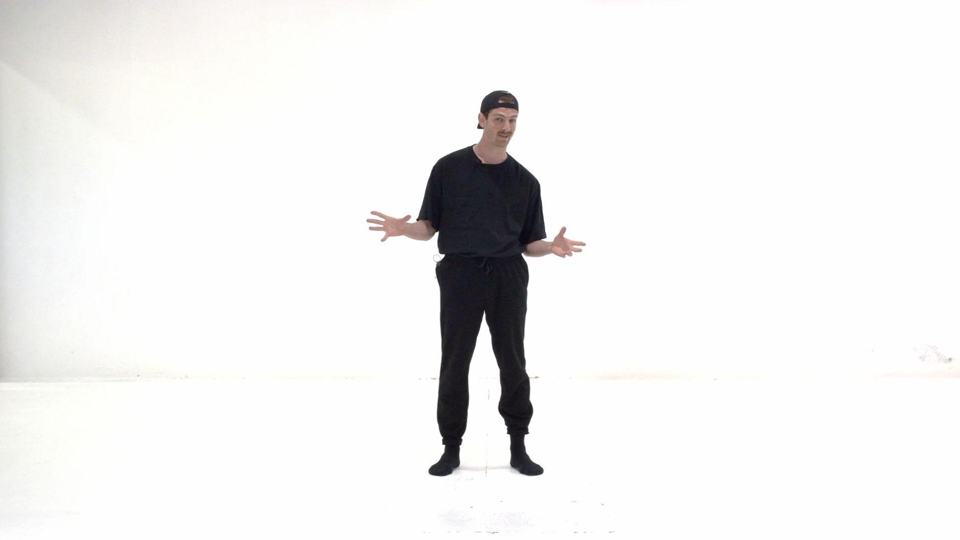 Contemporary dance training – 02. Contemporary choreography