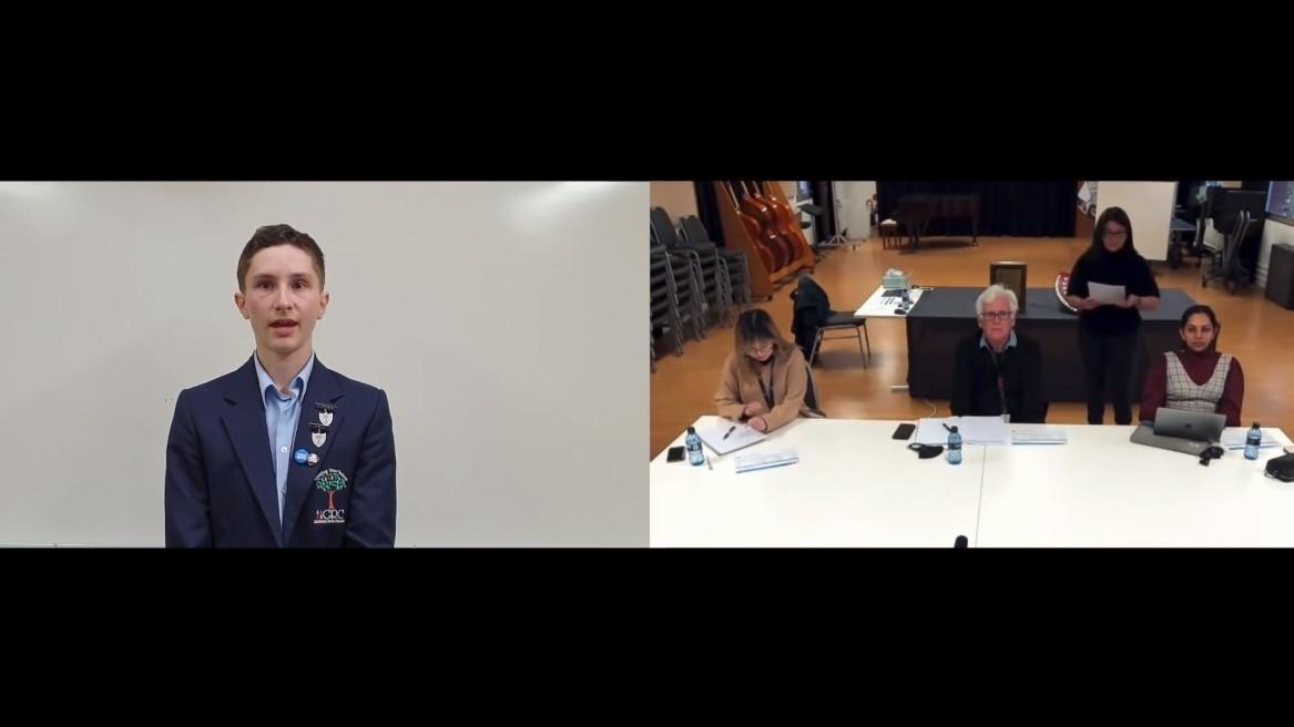 Plain English Speaking Award 2020 - NSW State Final (Virtual)