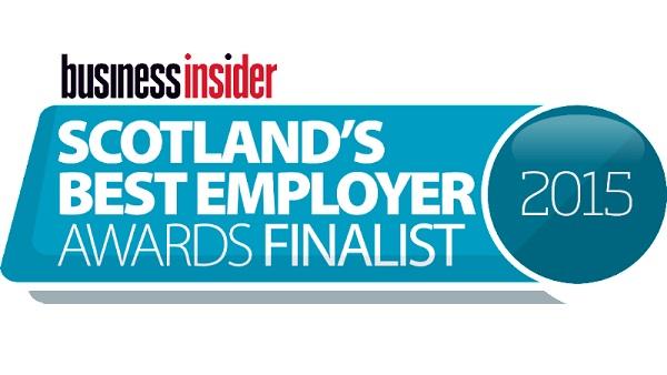 Scotland's Best Employer Awards Finalists 2015