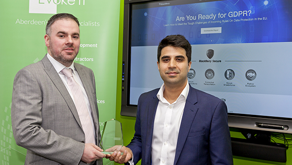 Evoke IT to Provide Scotland with the Most Secure Enterprise Mobility Software