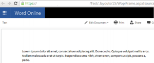 Making a Link to a Document in SharePoint 2013 Open in Browser
