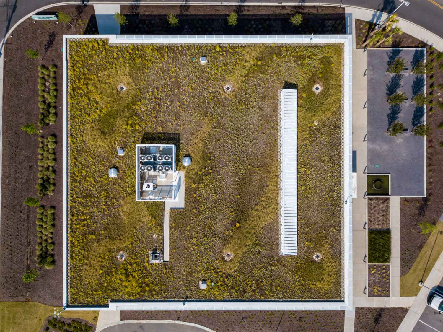 Green Roof Project Portfolio :: Living Roofs Inc.