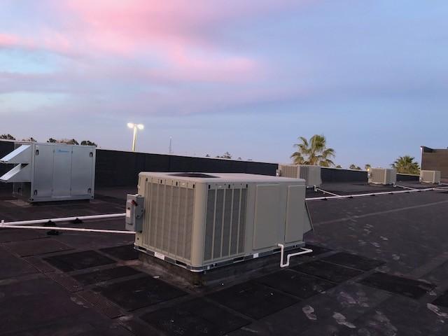 heating installation in jacksonville