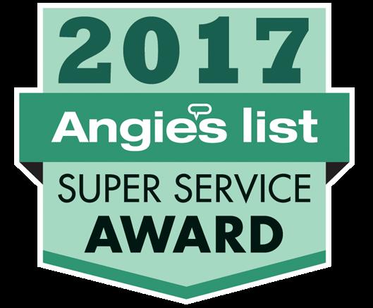angies list super service award winners 2017