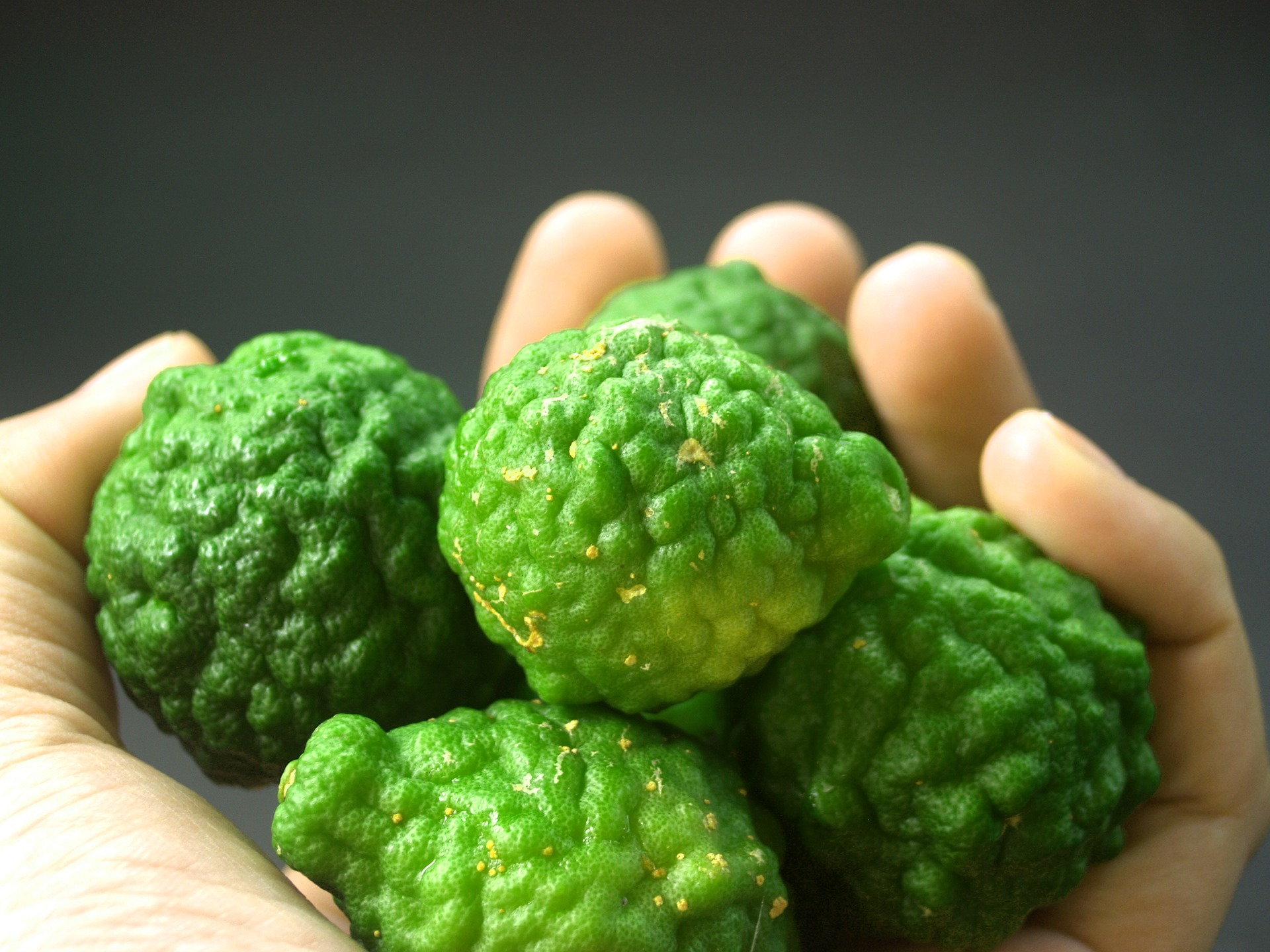 Essential Oils for Acne: bergamot orange