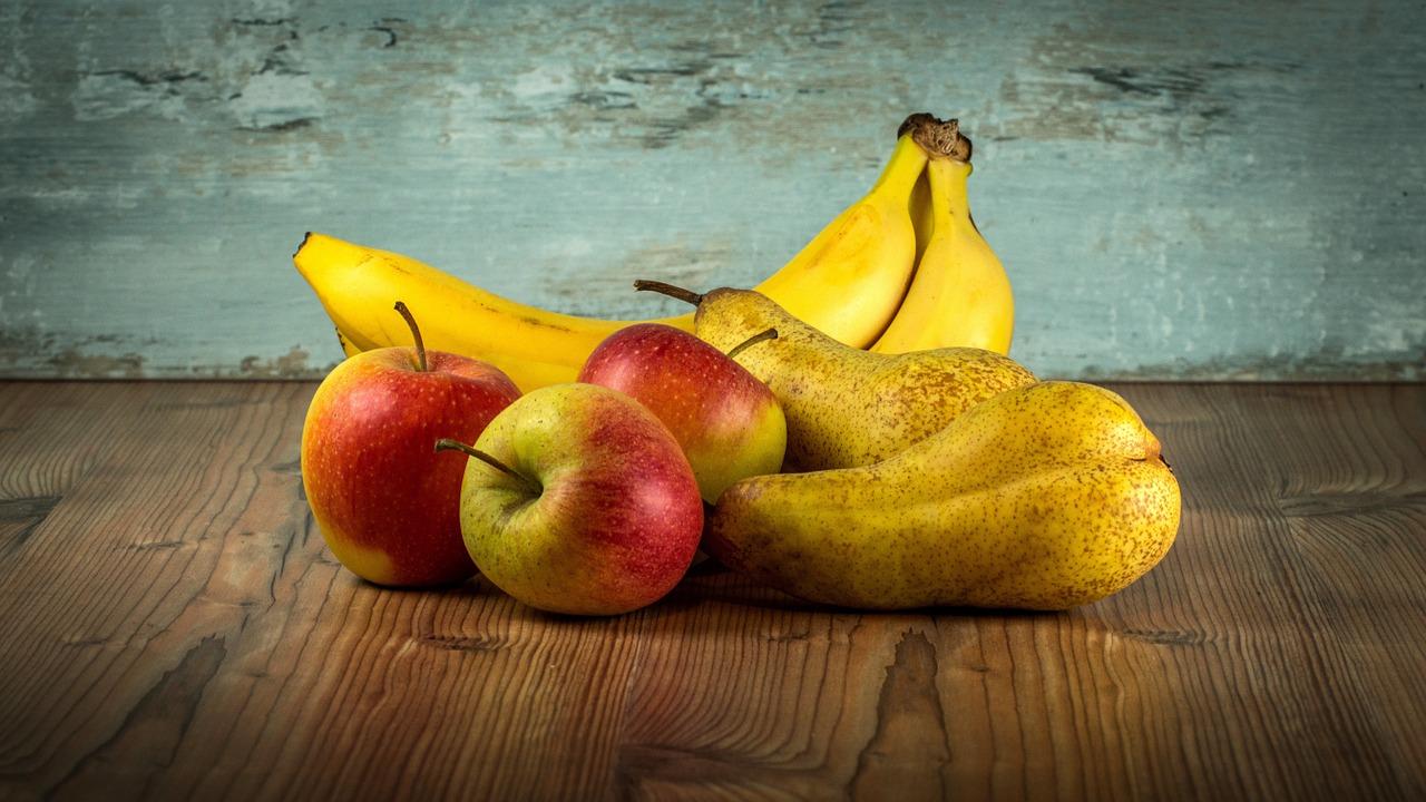 best biotin supplement: fruits