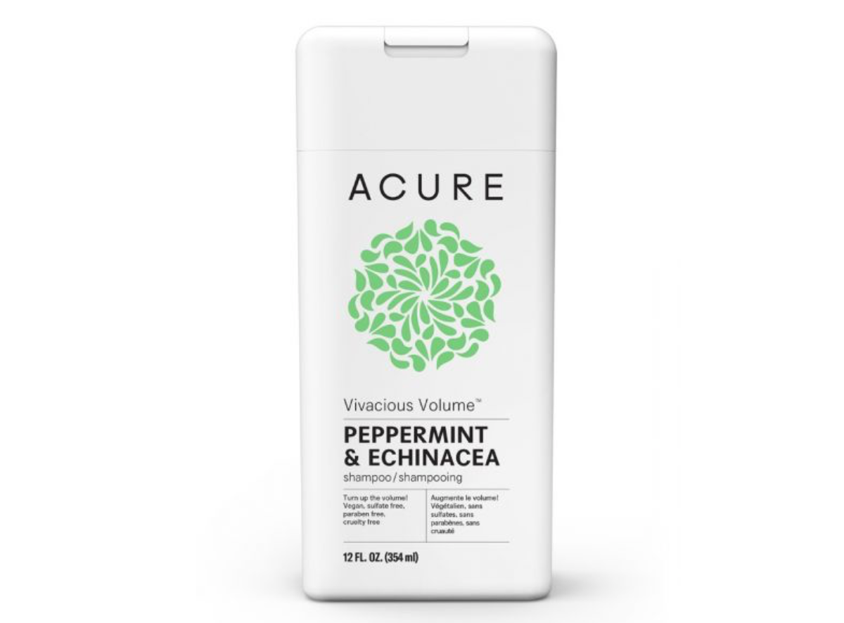 Best Natural Shampoos: Acure