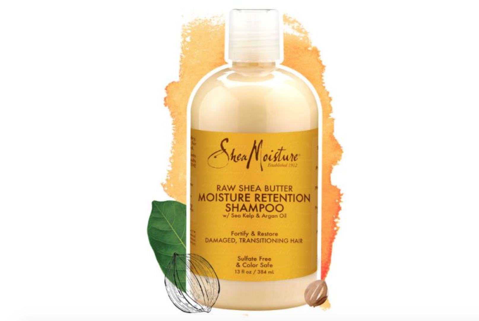 Best Natural Shampoos: Shea Moisture