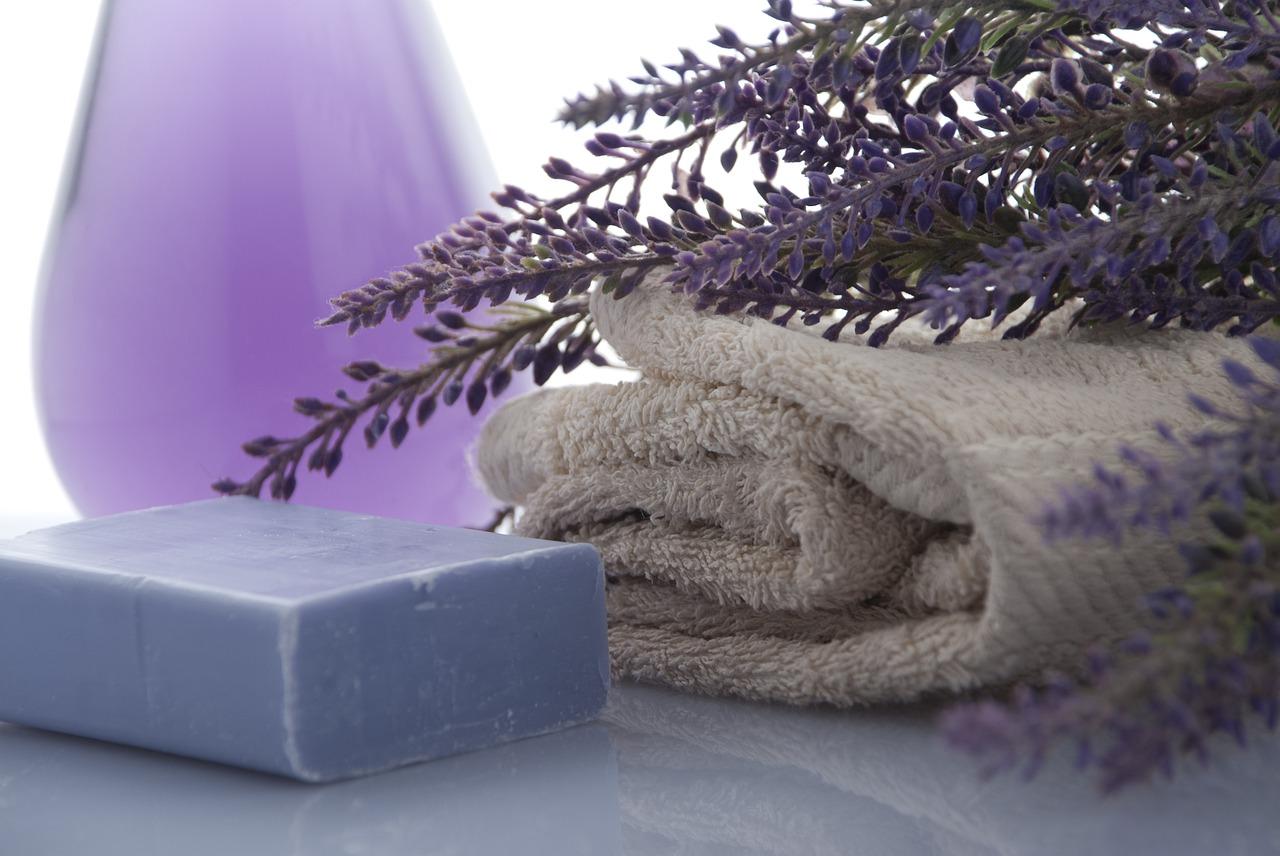 Shampoo: lavender