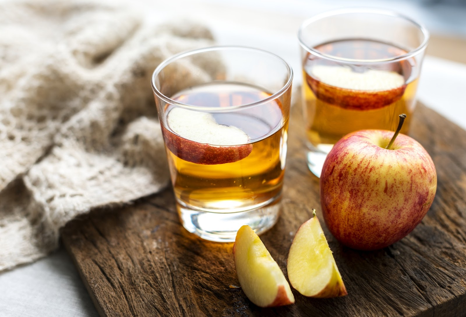 The Truth About Apple Cider Vinegar For Constipation