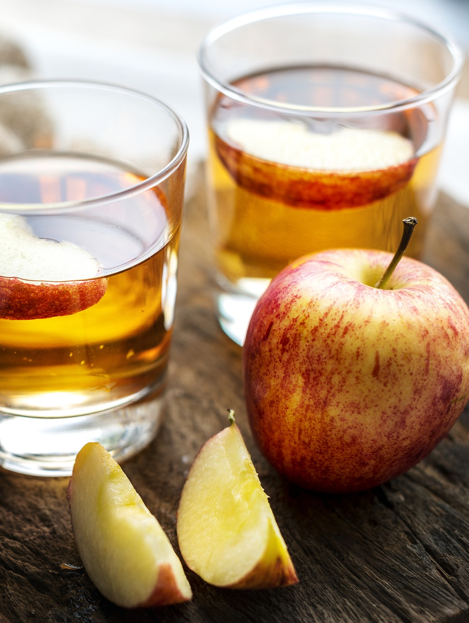 Earache Home Remedy: apple cider vinegar