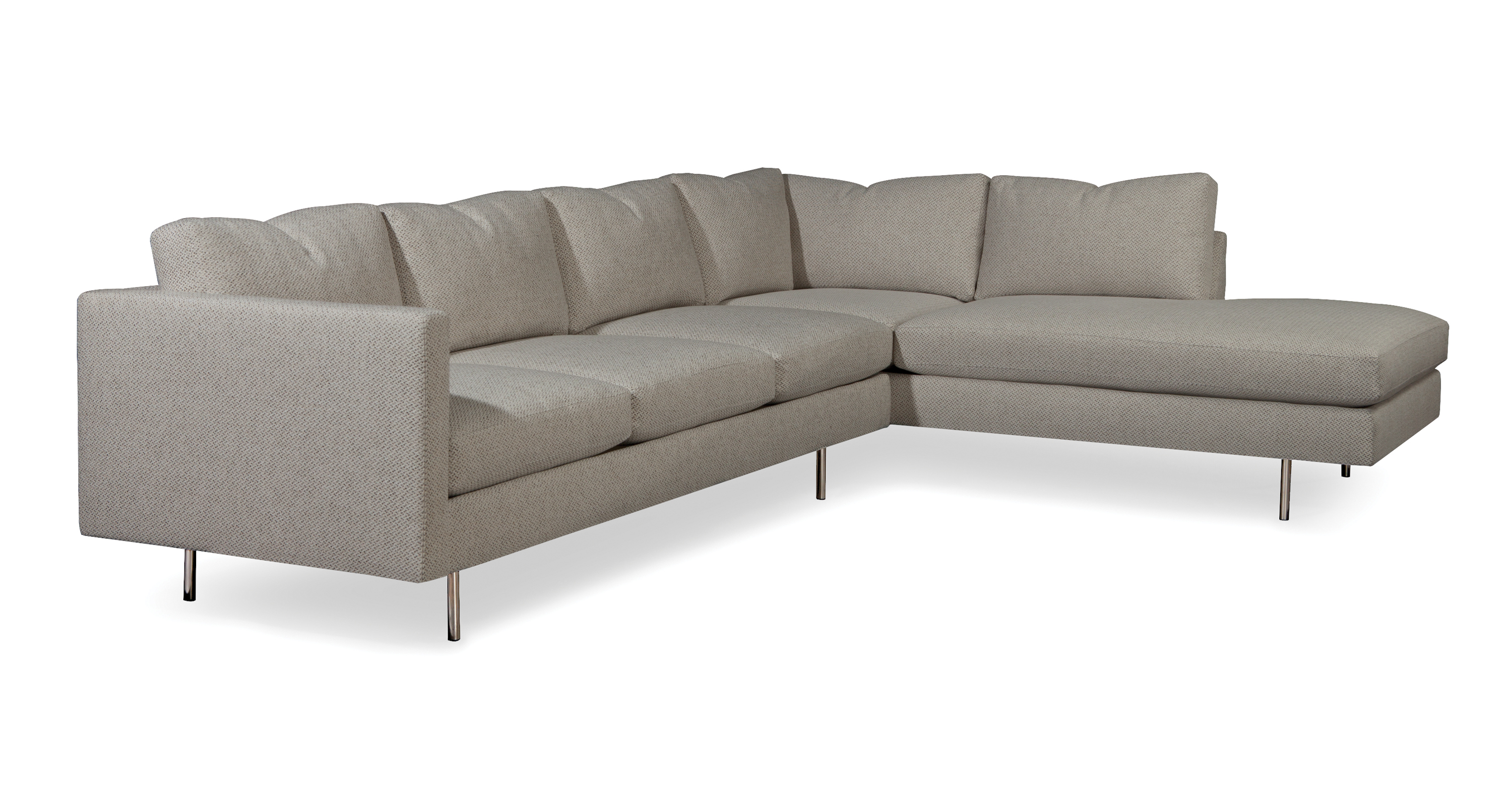 855 301 Pb Laf Sofa W 84 D 34 H 26 Inches Seat Depth 22 Height 17 Arm