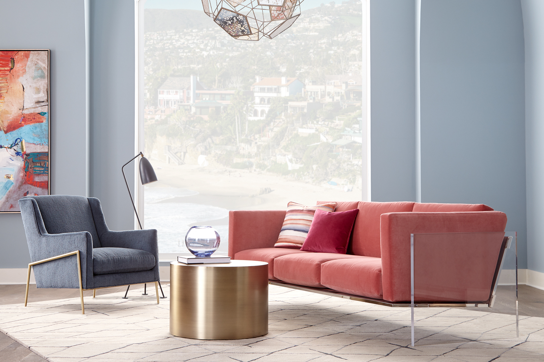 Get Smart Sofa and Twiggy Chair