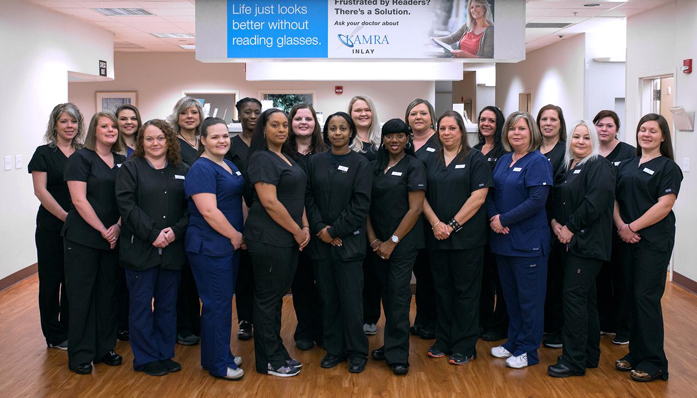 clinical staff CCFS