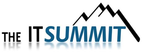 The IT Summit Logo