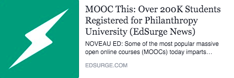 The Popularity of Social Impact MOOCs