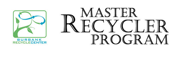 Burbank Master Recycler program logo