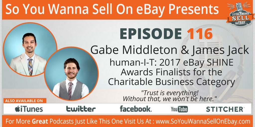 So You Wanna Sell On eBay podcast | Digital literacy