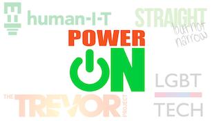 PowerOn Logo|