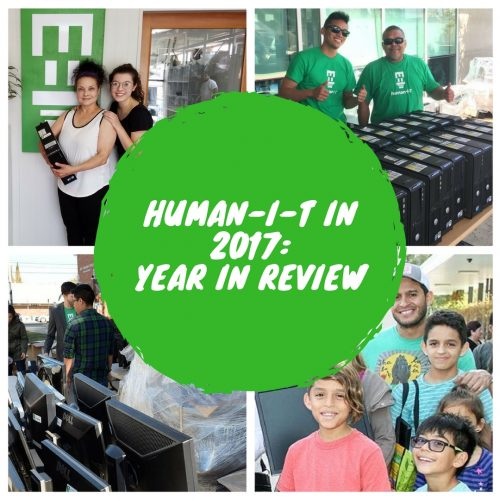 human-I-T 2017: Year In Review