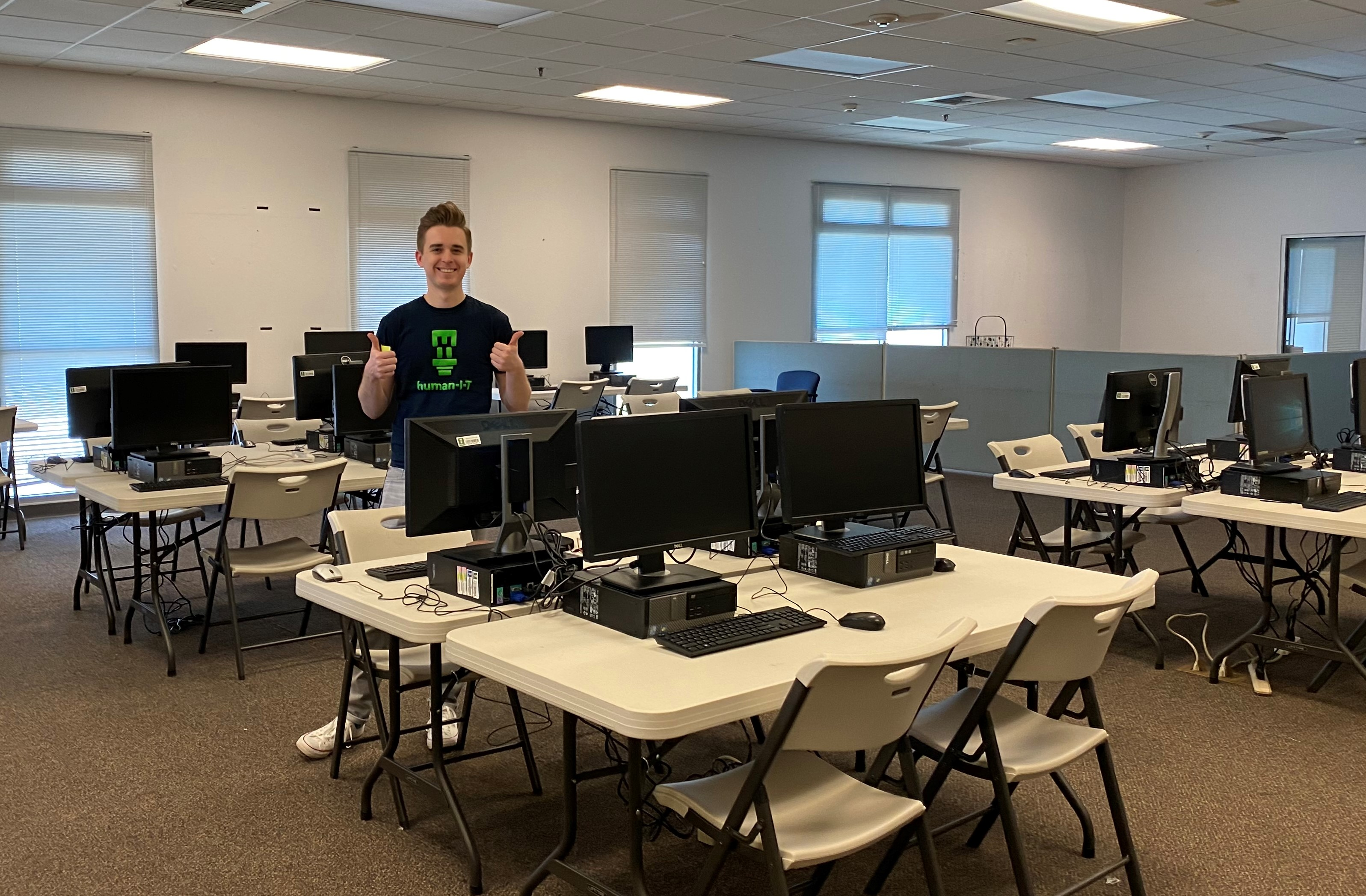 Come to the Commerce Computer Lab!
