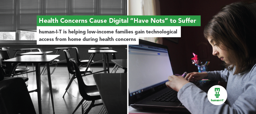 "Health Concerns Cause Digital ""Have Nots"" to Suffer"