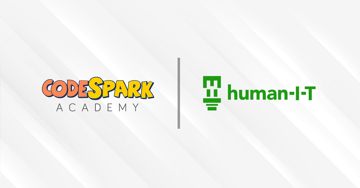 codeSpark & human-I-T Team Up!