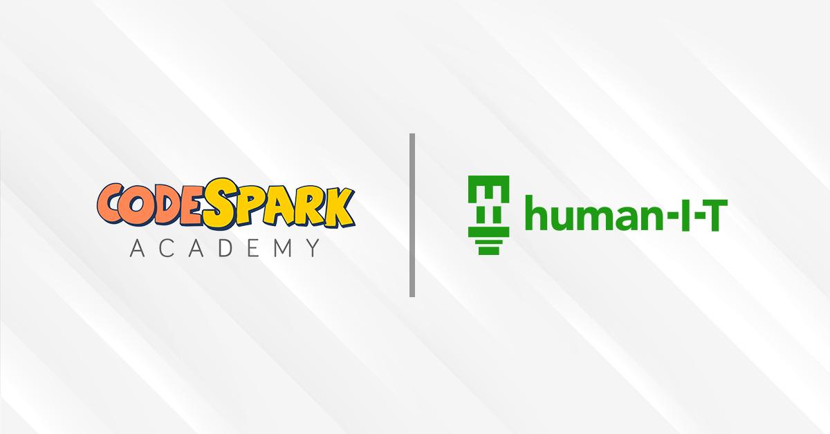 codeSpark & human-I-T Team Up!