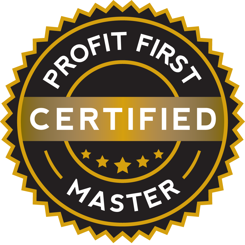 Certified Profit First Master Logo