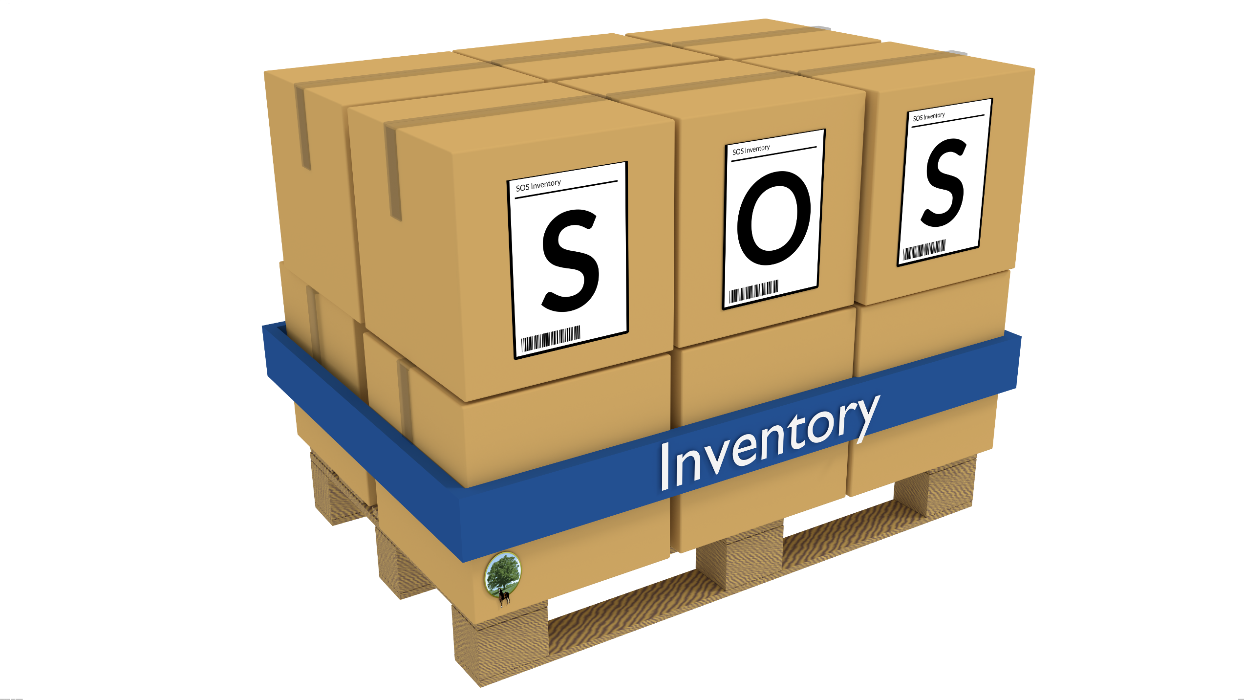SOS Inventory Logo | Exigo Business Solutions