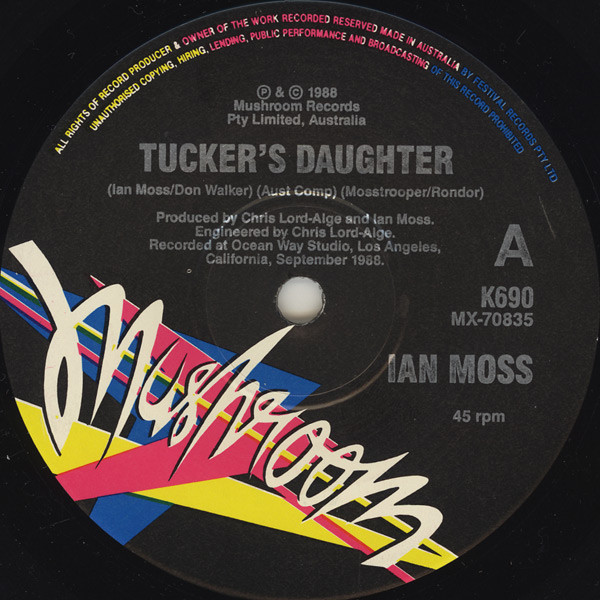 Tucker's Daughter