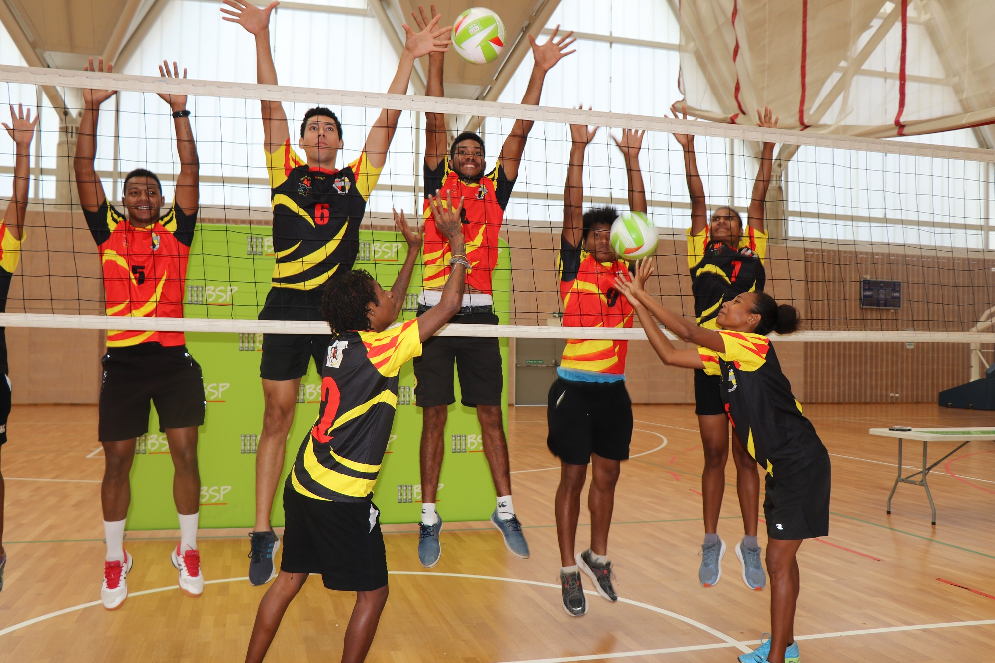 BSP SERVES UP K50,000 TO PNG VOLLEYBALL ASSOCIATION INC