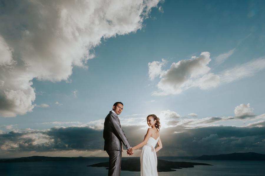 pre wedding φωτογραφιες σαντορινη