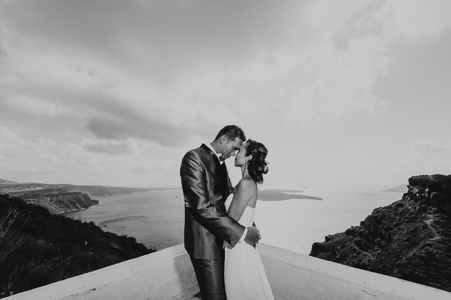 καλλιτεχνικη pre wedding φωτογραφιση στη σαντορινη