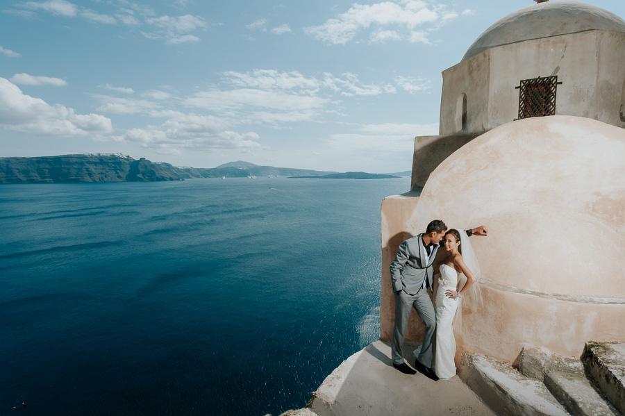 ρομαντικες pre wedding φωτογραφιες σαντορινη