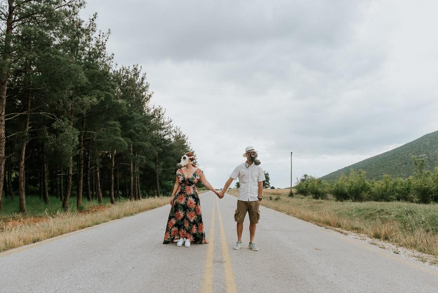 δημιουργικες pre wedding φωτογραφιες