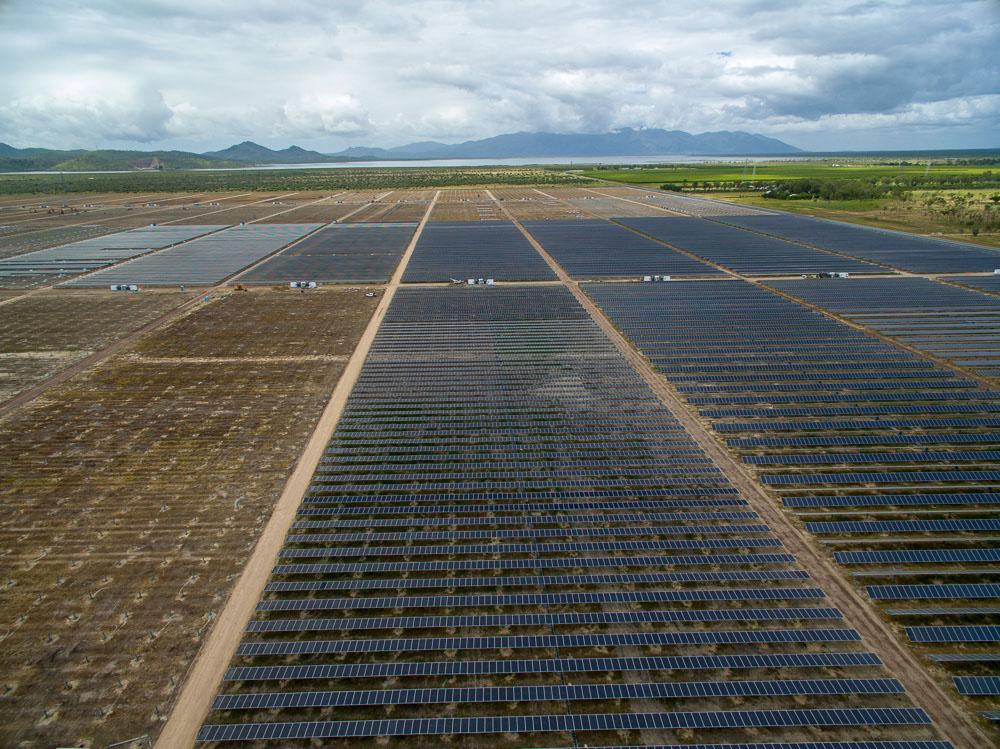Solar Farm Townsville