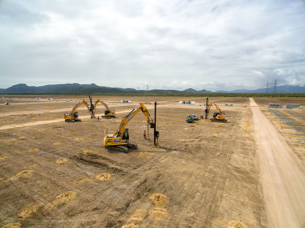 Construction Photography Townsville